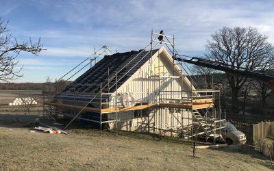 Ombyggnad Sätila, Håkankila