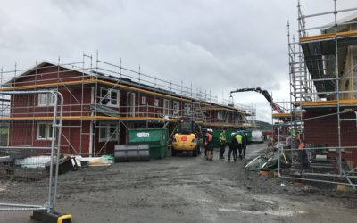 Byggnadsprojekt: Skårby Anneberg