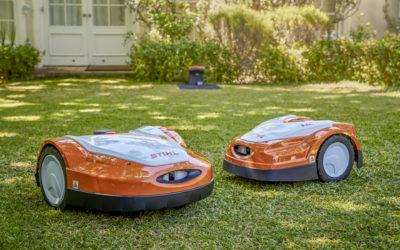 Köp din robotgräsklippare hos oss